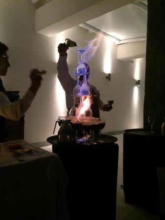 Secrets Vallarta Bay Resort & Spa: After dinner drinks