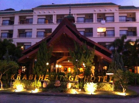 Krabi Heritage Hotel: hotel