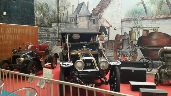 Reims, Fransa: Musee