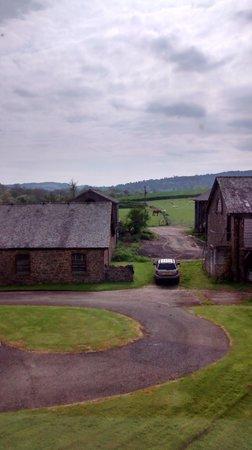 Upper Letton Farmhouse: ideallic and restful