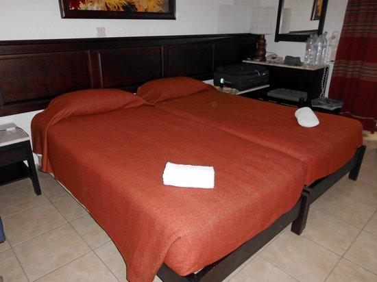 Albatros Spa & Resort Hotel: ruime kamer