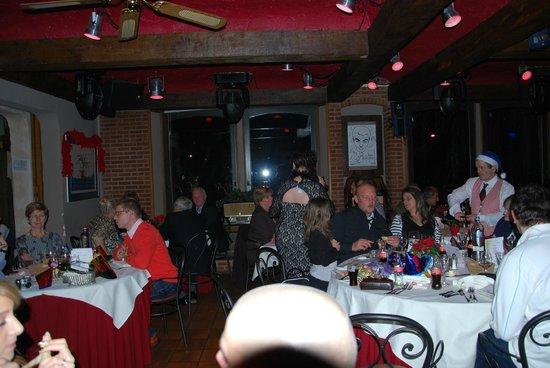 Hostellerie le Ry d'Ave: le cabaret