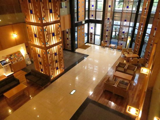 Hotel Rocore Naha : ホテル エントランス
