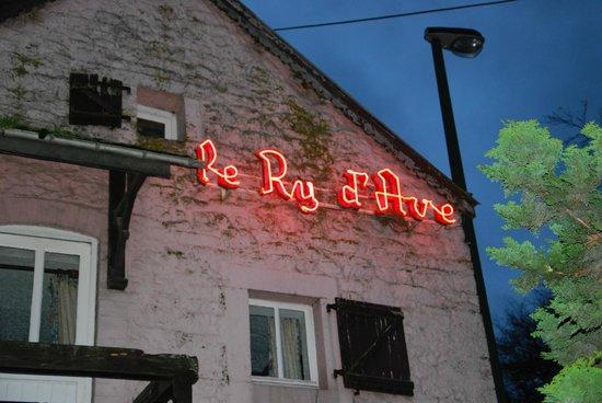 Hostellerie le Ry d'Ave: lhostellerie