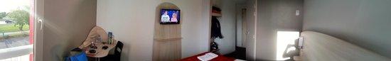Brit Hotel Brasserie du Cap - La Rochelle : Chambre