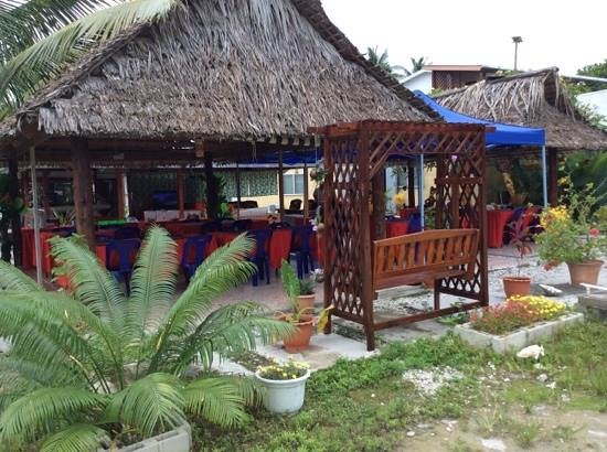 The George Hotel Kiribati : hotel photo taken May, 2014