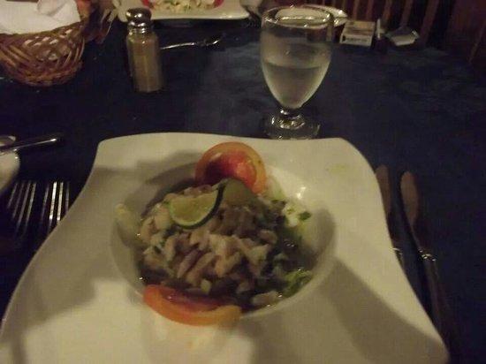 VIK Hotel Arena Blanca : Restaurante a la carta de Vik Areana Blanca (agosto 2013)