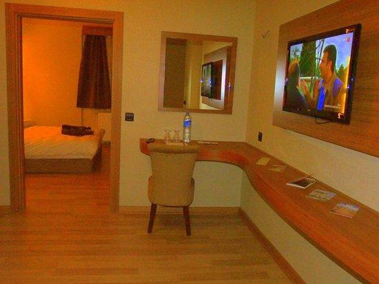 Sehr-i Beyza Hotel: Oda Görüntüleri