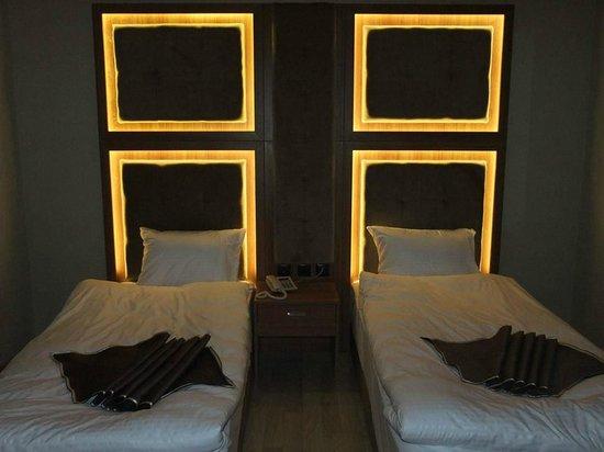 Sehr-i Beyza Hotel: Oda Görünümü