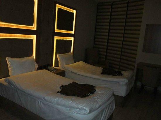 Sehr-i Beyza Hotel: Odalarımız