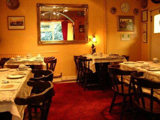 Courtfield Hotel: Restaurant