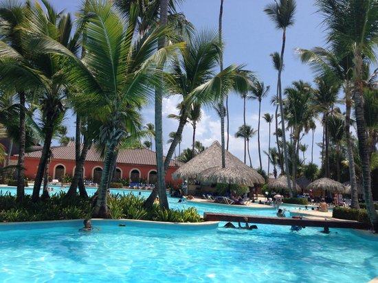 Grand Palladium Punta Cana Resort & Spa : piscinas