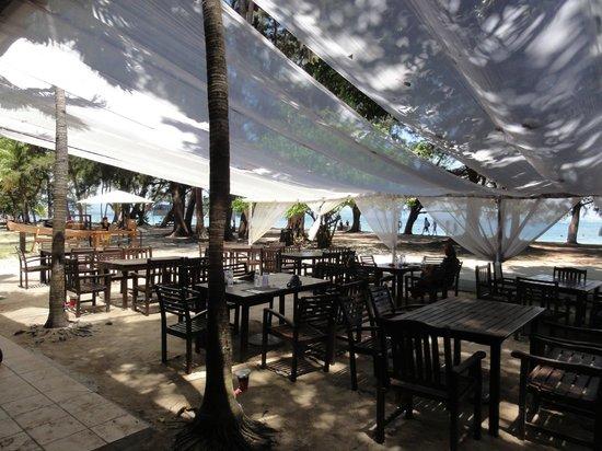 Manukan Island Resort: Lunch buffet