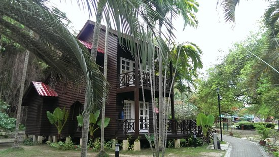 Manukan Island Resort: Lodges