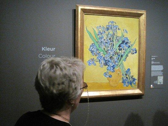 Van Gogh Museum, Amsterdam, Netherlands, July 2013