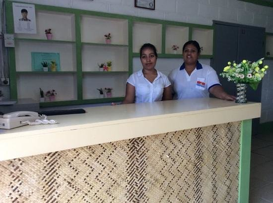The George Hotel Kiribati : reception