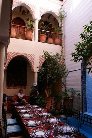 Riad Zen House : JpO Lizy sur Ourcq France