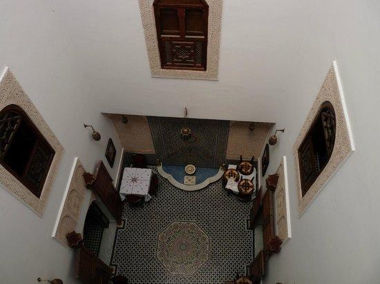 Dar Fes Medina: Le patio