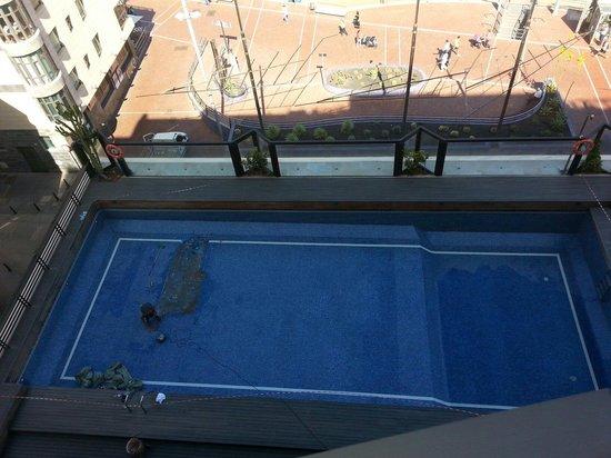 Cristina Las Palmas Hotel: Piscina cerrada