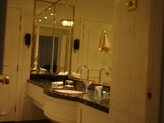 Steigenberger Wiltcher's: Salle de bain