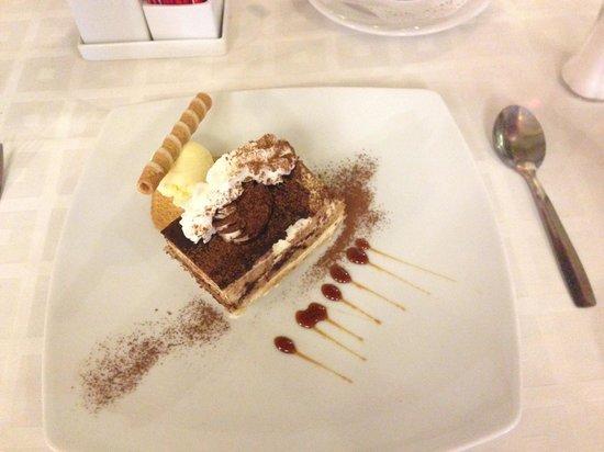 Restaurante La Solera : Tiramisu.