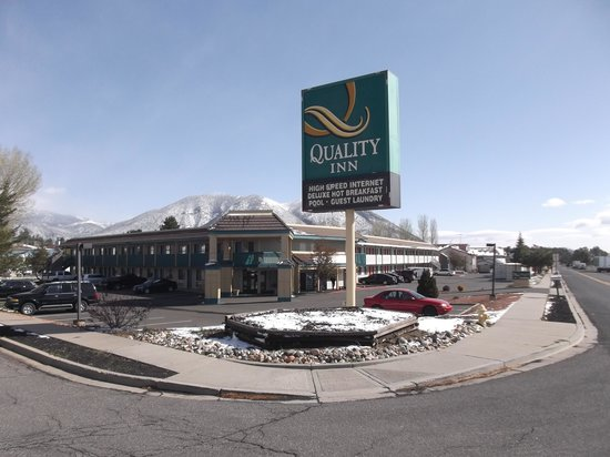 Quality Inn - Flagstaff / East Lucky Lane: Photo du 27 avril 2014.