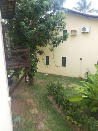 SERHS Villas da Pipa Hotel: Estacionamento