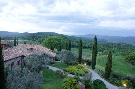 Il Convento di Monte Pozzali: View from the apartment's window