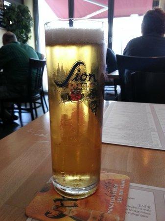 Altes Brauhaus: Пиво