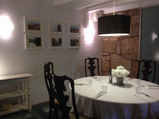 Degvsta Restaurant: Sala Privada