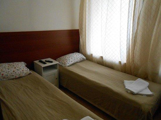 Basilica Hostel & Hotel: кровати
