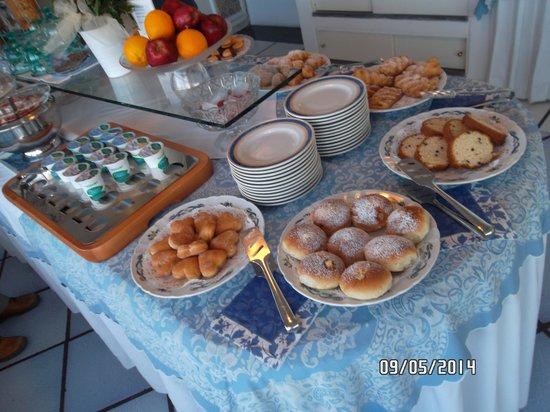 Hotel Montemare: colazione