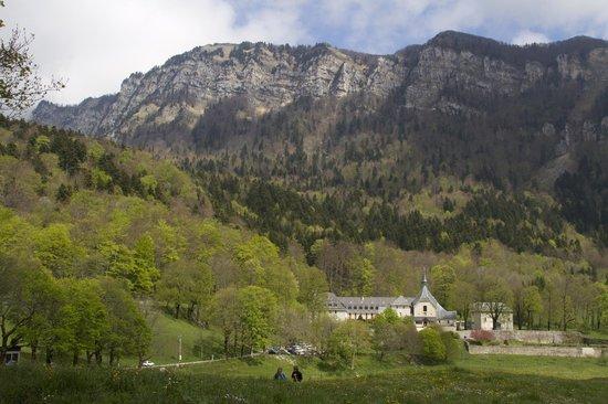 Voreppe, ฝรั่งเศส: Monastère de Chalais