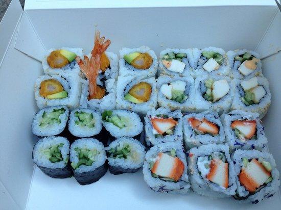 Sushi Counter: Sushi 1