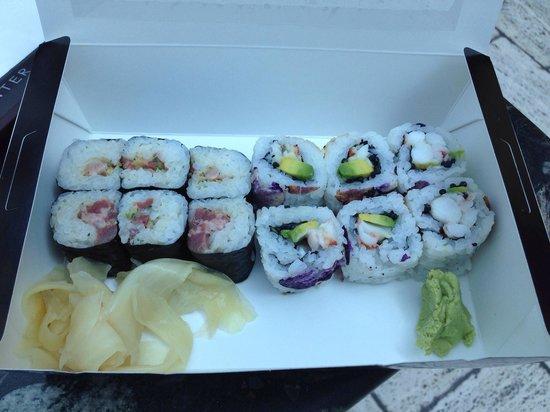 Sushi Counter: Sushi 2