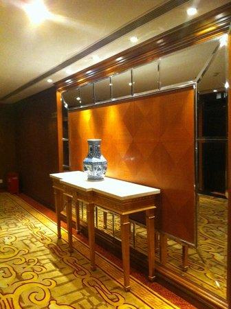 Capital Hotel Beijing: dans les couloirs