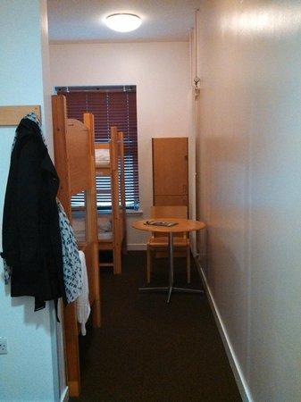 Edinburgh Central Youth Hostel : Big Room