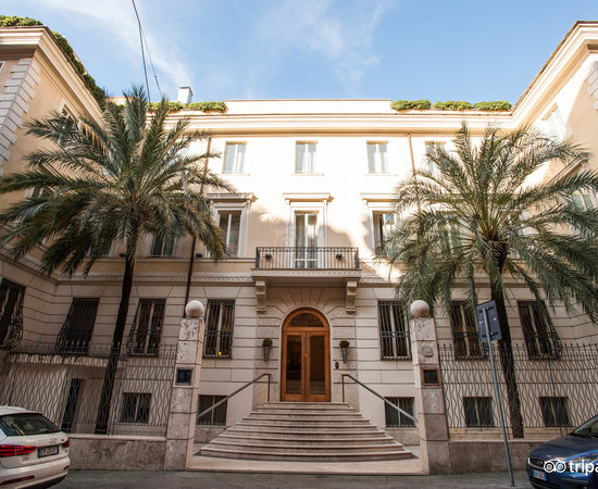 Capo D Africa Hotel Rome Tripadvisor
