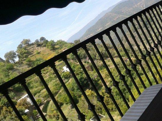 Entre Sierras: Терраса с видом