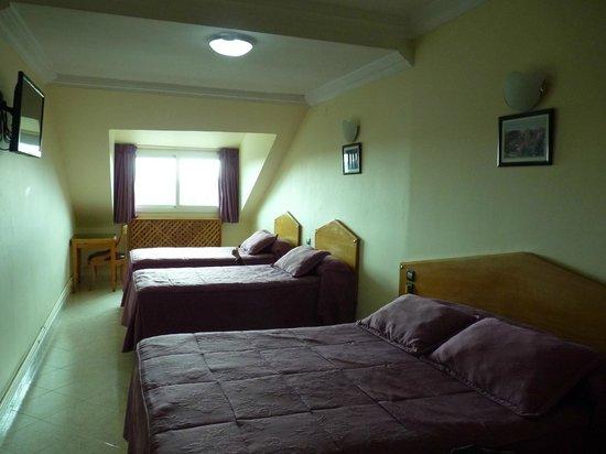 Motel Relais Ras el Maa: Habitación 207