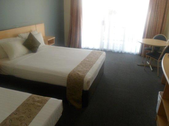 Aurora Alice Springs: Bedroom view