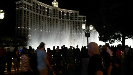 Fontaines du Bellagio : Show de Águas - Las Vegas