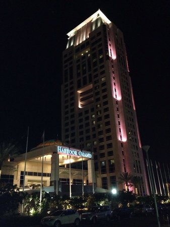 Habtoor Grand Resort, Autograph Collection, A Marriott Luxury & Lifestyle Hotel : Hotel Eingang