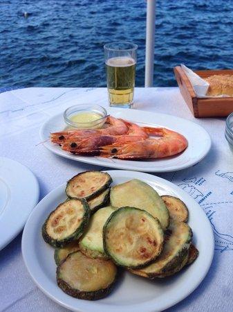 Taverna Katina: Appetizers..