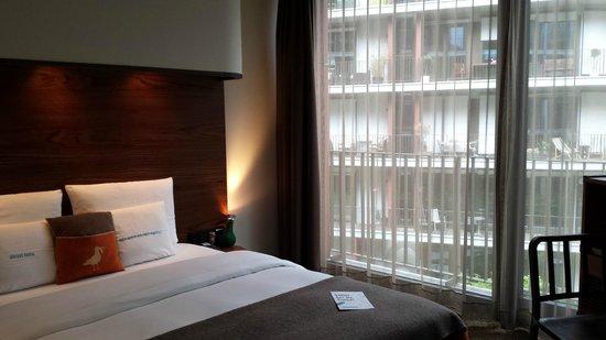 25hours Hotel HafenCity: Fun hotel