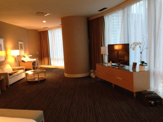 Trump International Hotel & Tower Chicago : great room