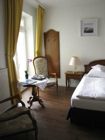 Hotel Willert: Comfort Doppelzimmer Beispiel