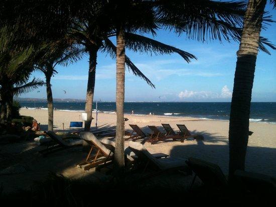 Mia Resort Mui Ne: The beach