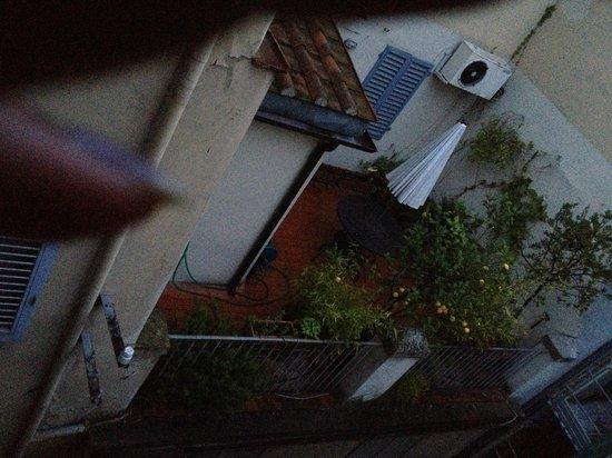Hotel Berchielli: Roof Garden