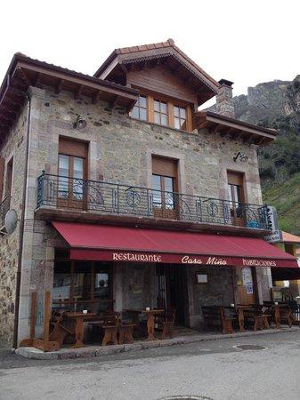 Hotel Casa Mino : Restaurante